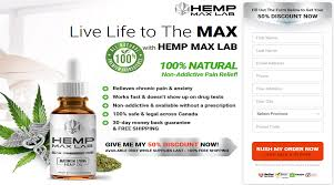 Hemp Max Lab